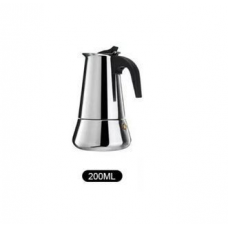 200ML ESPRESSO STOVE TOP COFFEE MAKER